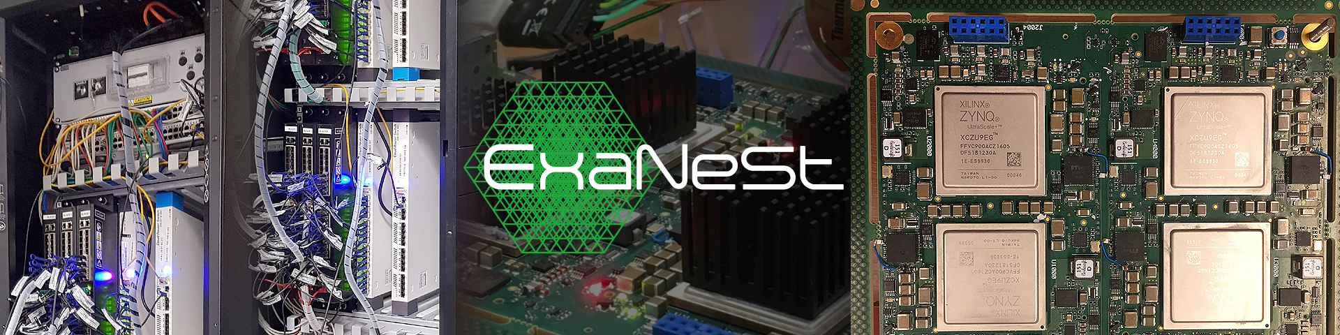 Image for exanest project