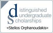 Link to Stelios Orphanoudakis scholarships page